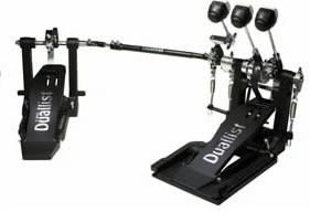 D3 Duallist triple pedal for sale